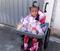 As bonequinhas recebem o mesmo nome da menina: Rillari. Crédito: Reprodução | Redes Sociais