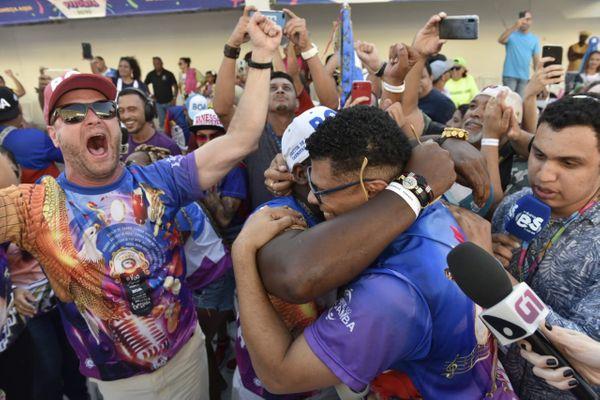 Independente de Boa Vista é bicampeã do Carnaval de Vitória 2020. Crédito: Vitor Jubini