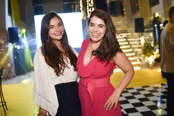 Teodora Condon e Carol Zamboni. Crédito: Mônica Zorzanelli