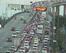 Carro quebrado na Terceira Ponte deixa fluxo de veículos lento. Crédito: Reprodução