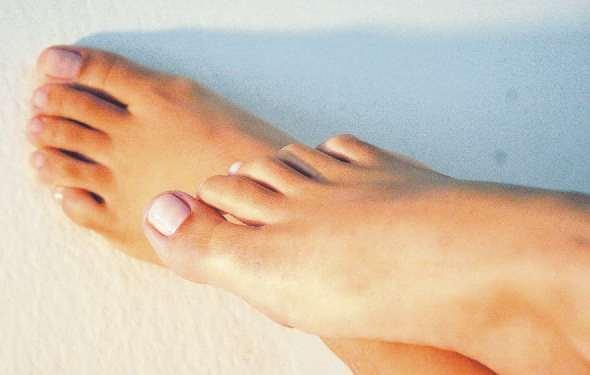 É preciso cuidar dos pés nos dias de folia. Crédito: Arquivo A Gazeta