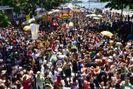 Quem falta ao trabalho no carnaval pode ter o dia descontado. Crédito: Bernardo Coutinho/Arquivo