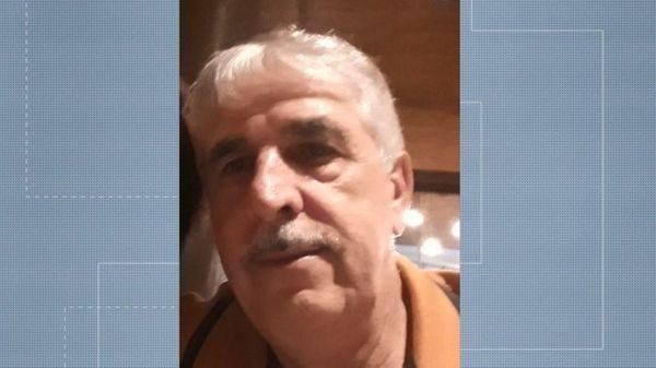 Acássio Caliman foi assassinado enquanto trabalhava. Crédito: Reprodução/TV Gazeta