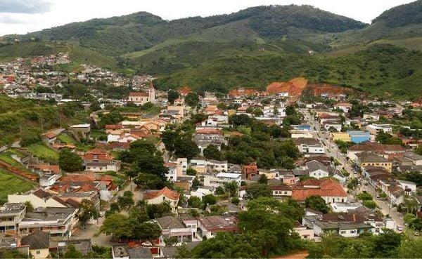 Vista geral de Guaçuí. Crédito: Gabriel Lordêllo|Arquivo A Gazeta