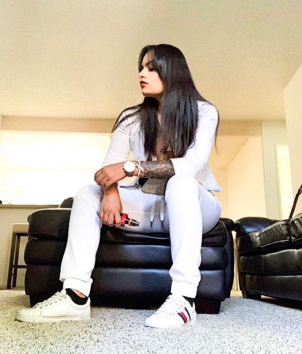 Ana Paula Feitosa dos Santos Braga, mais conhecida como Ana Paula Braga, assassinada nos EUA. Crédito: Reprodução/Instgaram