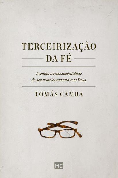 Capa do livro Terceirização da Fé. Crédito: reprodução