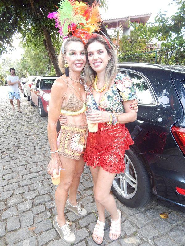 Rita e Enza Camata. Crédito: divulgação