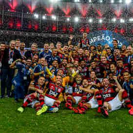 Ao conquistar a Recopa Sul-Americana, o Flamengo levantou sua terceira taça neste início de temporada