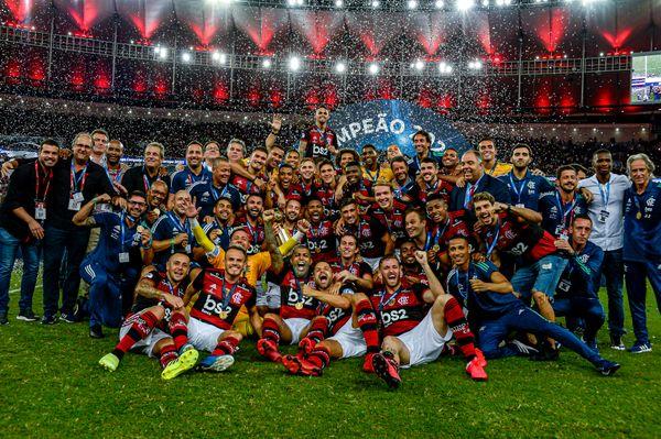 Qual Time Brasileiro E Capaz De Parar O Flamengo A Gazeta