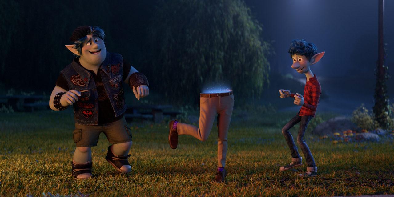 """Crítica: """"Dois Irmãos"""", da Pixar, tem aventura, fantasia e humor ..."""