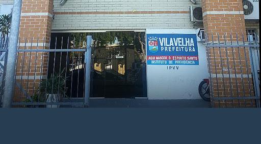 Sede do Instituto de Previdência de Vila Velha. Crédito: Prefeitura de Vila Velha