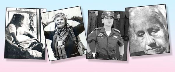 Talita Moreti, Rosa Schorling, Sonia Grobério e Emiliana Emery foram pioneiras em espaços predominantemente masculinos no ES