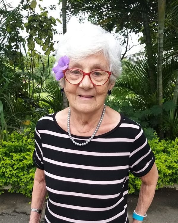 Francisquinha Alves, a idosa com Alzheimer que bomba na web mostrando lado bom da doença. Crédito: Reprodução/Instagram @obomdoalzheimer