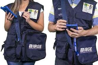 IBGE abriu seleção para profissionais que atuarão no Censo Demográfico 2020