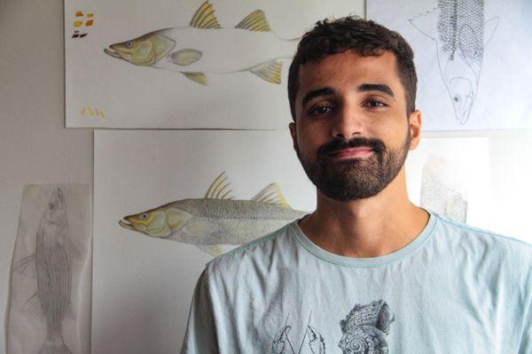 Igor Maia é autor da exposição