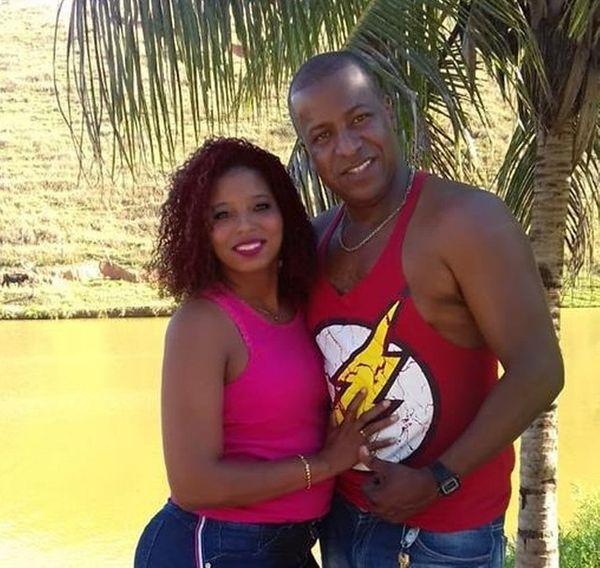 Gutemberg está foragido desde novembro de 2019; Francine foi morta em Miracema, no Rio de Janeiro. Crédito: Divulgação   Polícia Civil do Rio de Janeiro