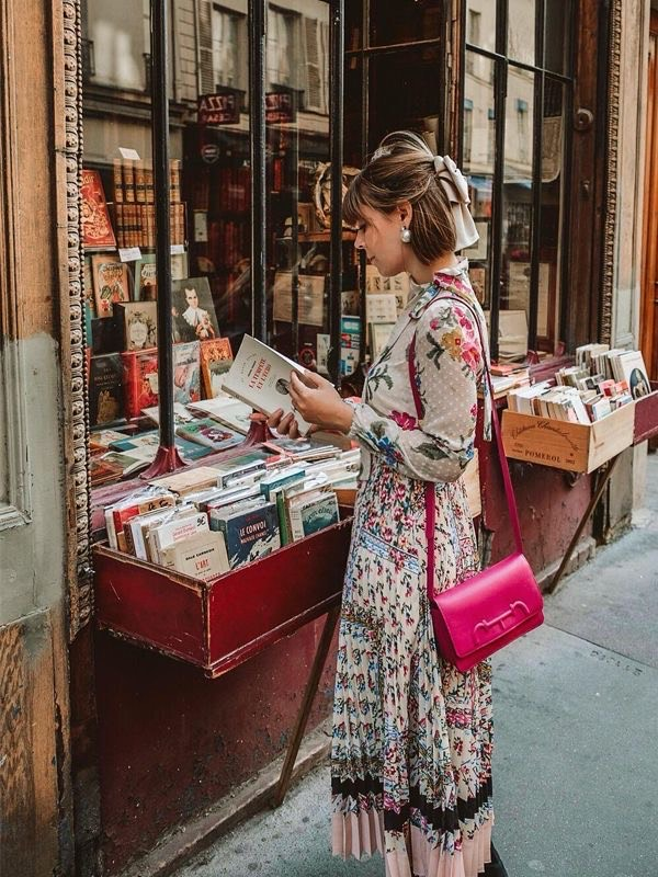 O vintage vem conquistando cada vez mais adeptas. Crédito: Pinterest