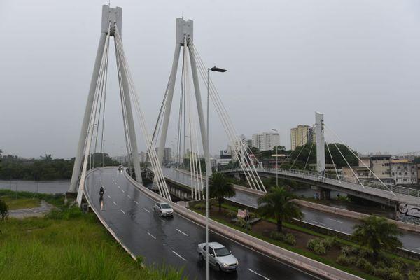 Tarde de sábado chuvosa na capital capixaba e em todo o Estado. Crédito: Ricardo Medeiros