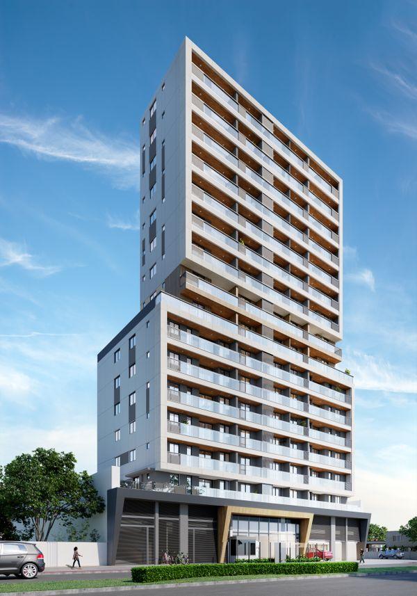 Edifício Palazzo Veneto tem previsão de lançamento neste mês de março. Crédito: Grasseli Engenharia/ divulgação