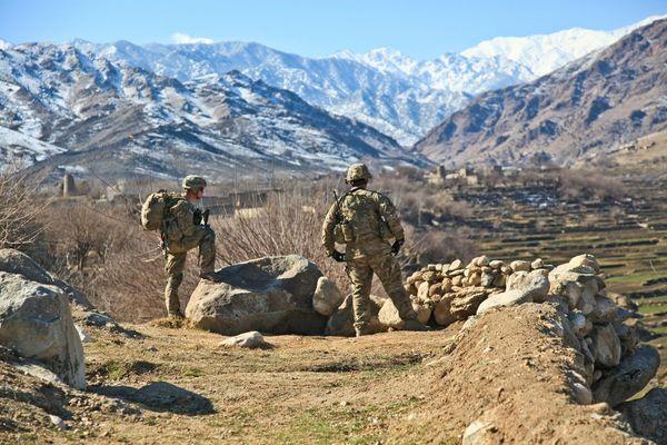 A guerra do Afeganistão, iniciada em 7 de outubro de 2001, como resposta aos atentados do 11 de setembro. Crédito: Pixabay