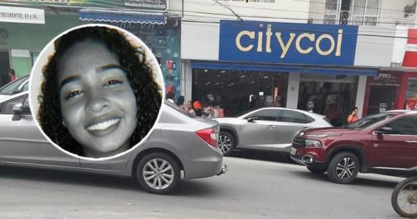 O crime aconteceu na tarde desta segunda-feira (9), no Centro de São Mateus. Crédito: Montagem | A Gazeta