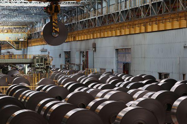 Produção da indústria: setor tem sido impactado pelo baixo crescimento da economia. Crédito: Instituto Aço Brasil/Divulgação