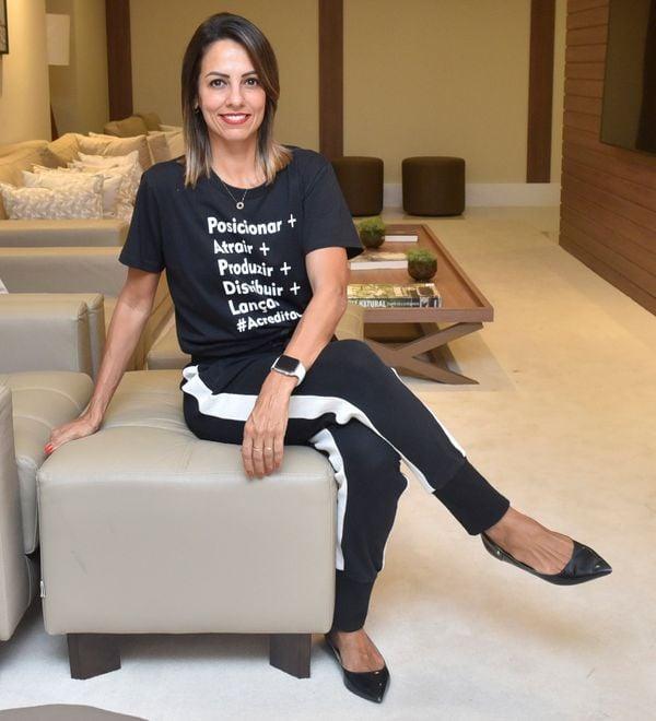 Marina Ulhôa, entrevistada sobre os desafios da vida