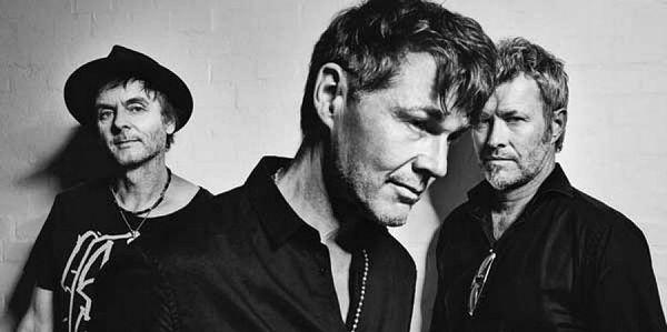 Paul Waaktaar-Savoy, Morten Harket e Magne Furuholmen formam o A-ha. Crédito: Divulgação