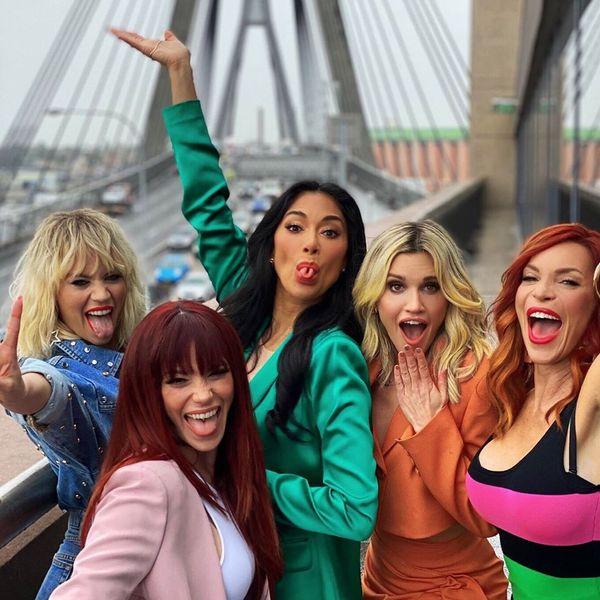 As integrantes do Pussycat Dolls. Crédito: Instagram/@pussucatdolls