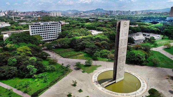 Universidade de São Paulo. Crédito: Divulgação/Agência USP