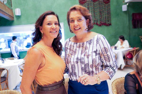 Heliene Del Esposti e Penha Nonato. Crédito: Mônica Zorzanelli