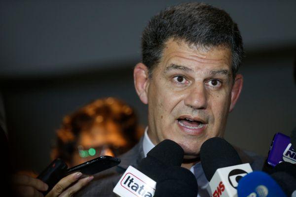 Gustavo Bebianno, pré-candidato à Prefeitura do Rio, morreu de infarto nesta semana . Crédito: Fernando Frazão/Agência Brasil