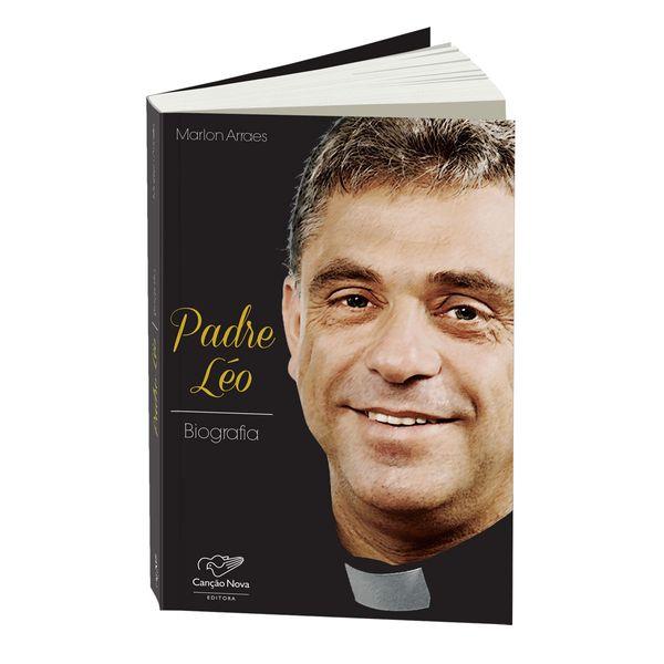 Livro conta a vida do Padre Léo. Crédito: Divulgação