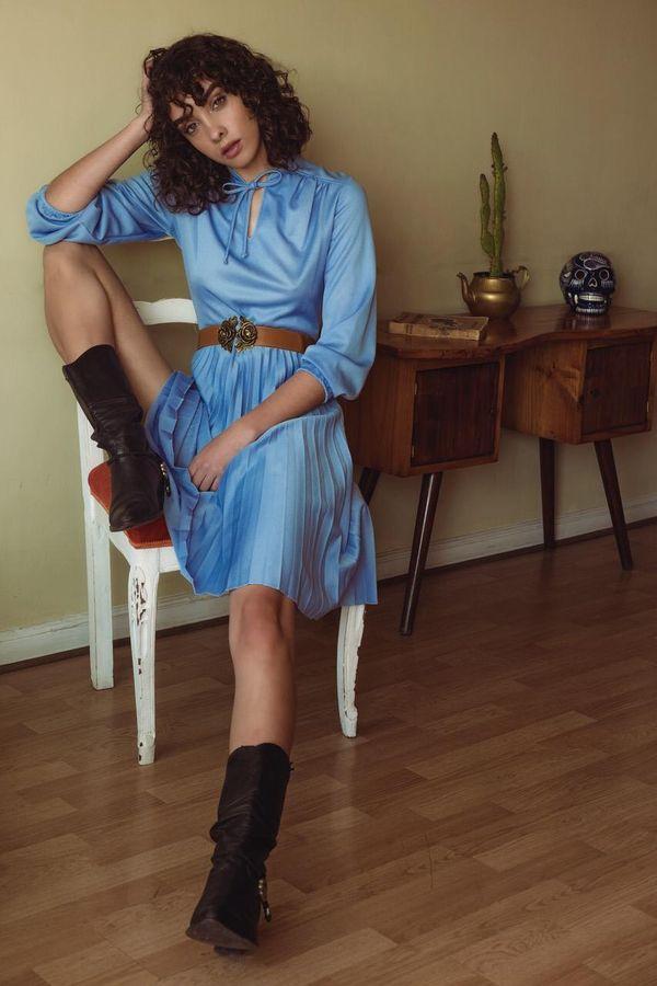 Luiza Rodrigues Rangel é modelo e tem 22 anos. Crédito: Divulgação