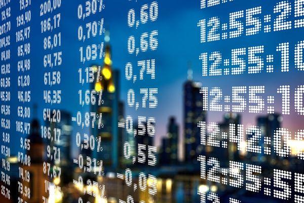 Bolsa de valores. Crédito: Pixabay
