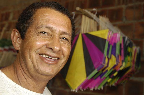 Rivas em fotografia de 2005, para reportagem de A Gazeta . Crédito: Fábio Vicentini