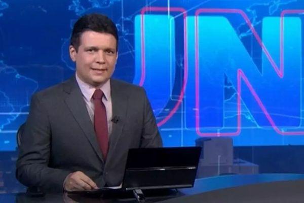 O apresentador Marcelo Magno
