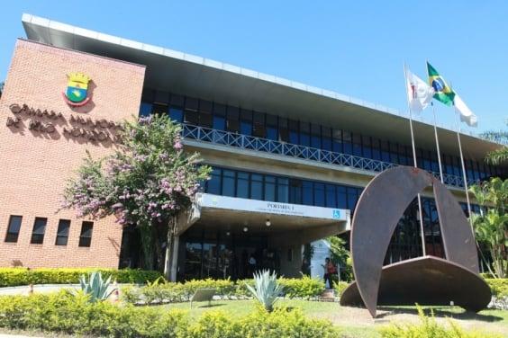 Câmara Municipal de Belo Horizonte. Crédito: Divulgação