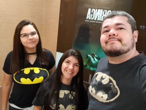 Ramona e os irmãos, Pâmela e Rodrigo Rocha
