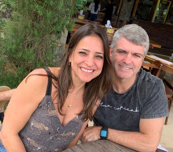 Renata e Sandro Carlesso