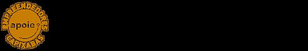 Selo para campanha apoie o capixaba - empreendedores