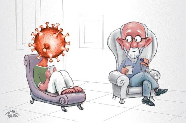 Coronavírus, ansiedade e angústia: desafios para psicólogos e ...