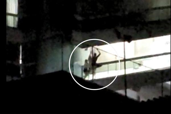Invasor é morto após tentar entrar em apartamento na Praia do Canto