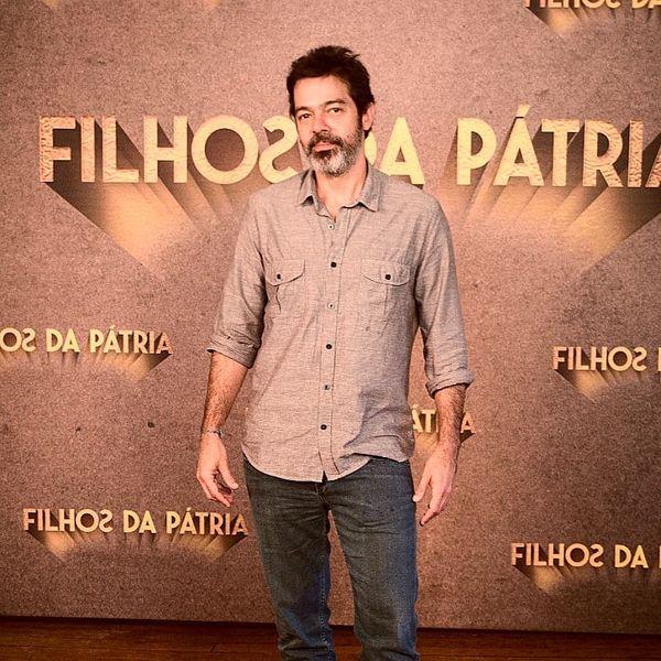 O ator Bruno Mazzeo