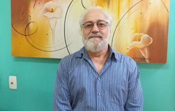 Paulo Sérgio Vargas: novo reitor da Ufes pede apoio à comunidade acadêmica para enfrentar os desafios da gestão