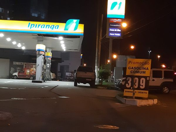 Posto em Vila Velha vende gasolina a R$ 3,99