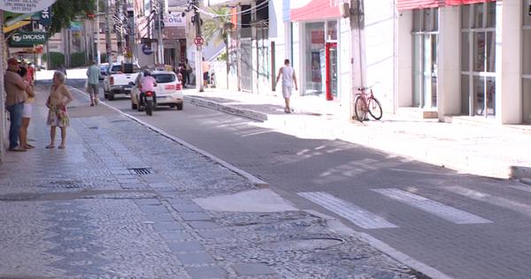 Rua Capitão Deslandes, a 'rua dos bancos' , centro de Cachoeiro
