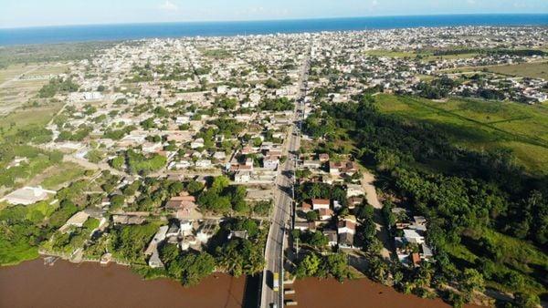 Cidade de São Mateus, Norte do Espírito Santo