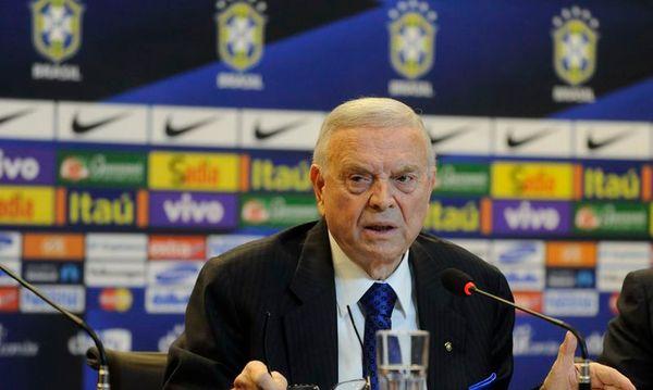 Ex-presidente da Confederação Brasileira de Futebol (CBF), José Maria Marin