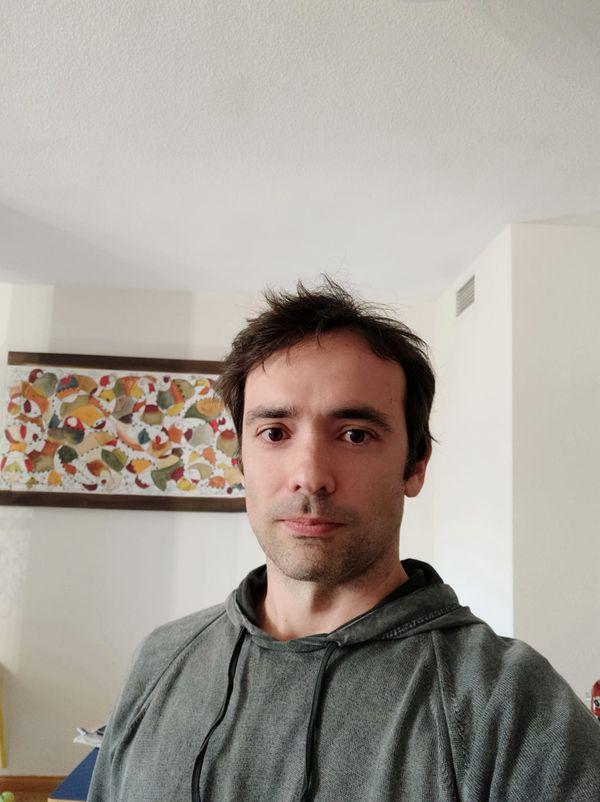 Marcel Canno, de 37 anos, saiu de Vitória para morar com a família na Espanha